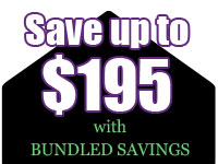 Bundled Savings Packages